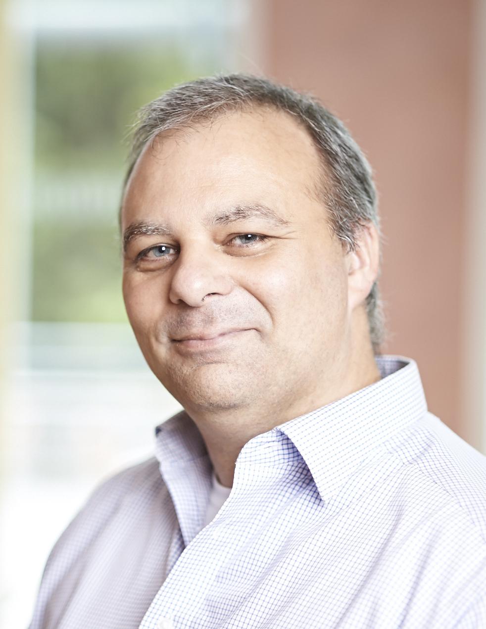 Portrait Dekan Guba